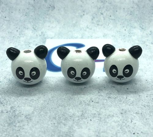 3D Animal Holzelement Panda